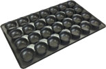 Mackies party pie trays - PTP406 / PTP457