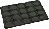 Mackies oval pie trays - PTO406 / PTO457